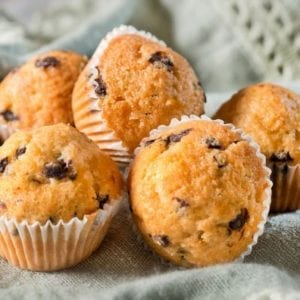 Bombastic Blueberry Breakfast Muffins Recipe