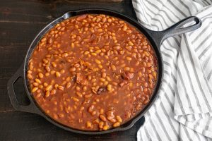 Bourbon Baked Beans Recipe