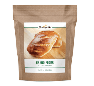 Alta Artisan Unbleached Flour - For Bread and Other Baked Goods