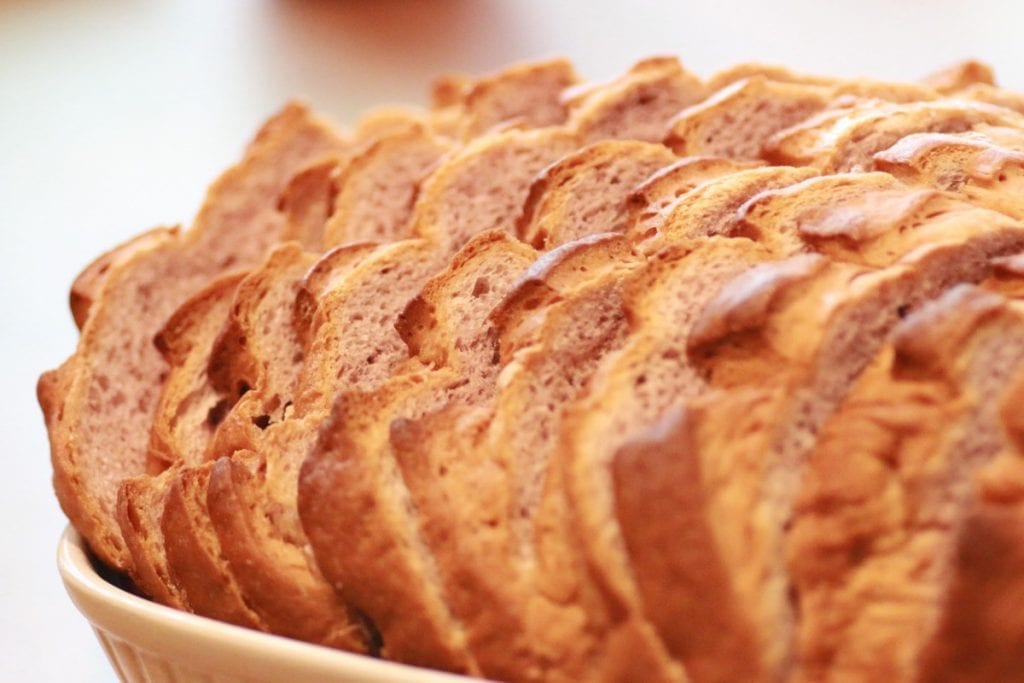 Bread Machine Apple Pie Bread Recipe