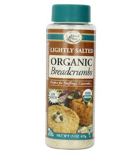 Edward & Sons Organic Low Sodium Breadcrumbs