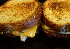 Breakfast Melt Recipe