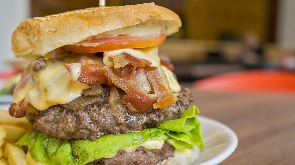 Brisket Bacon Burger Recipe