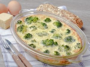 Broccoli & Cheese Casserole Recipe