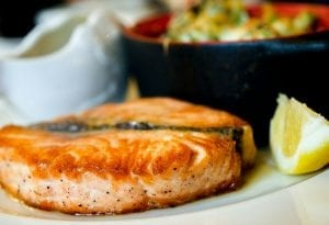 Broiled Swordfish Recipe