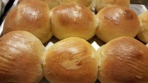 Butter Buns Recipe