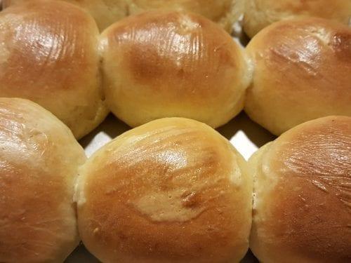 sweet butter buns