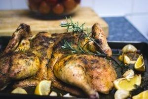 Butterflied Chicken Recipe