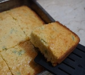 Cajun Crawfish Cornbread Recipe