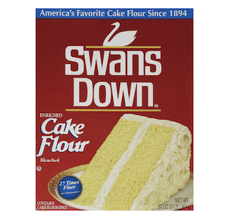 Swans Down, Cake Flour