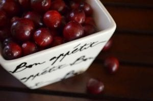 Candied Brandied Cranberries Recipe