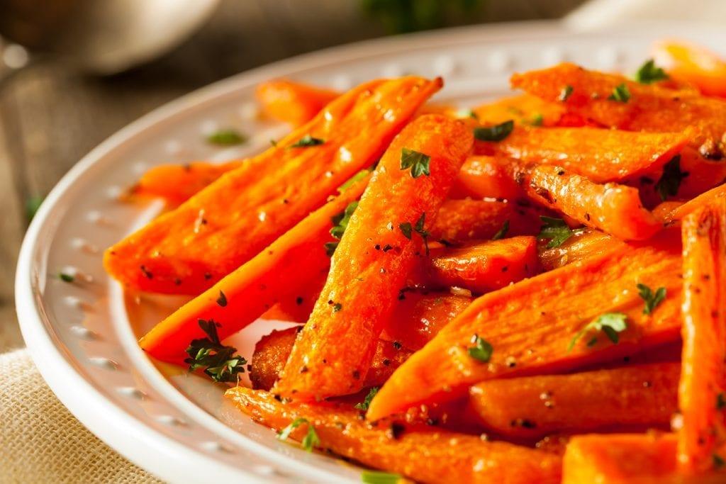 Carrots in Sherry Recipe