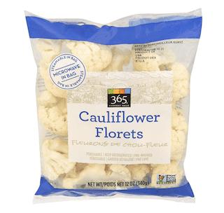 365 Everyday Value, Cauliflower Florets