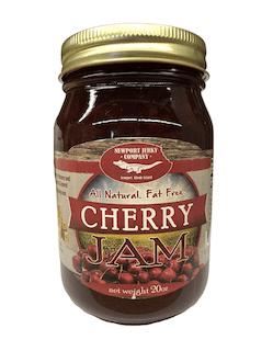 Newport Jerky Company Cherry Jam
