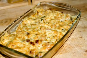 Chicken and Cheese Casserole Recipe