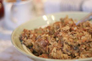 Chicken & Stuffing Skillet Recipe
