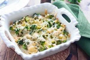 Chicken, Broccoli, and Corn Casserole Recipe