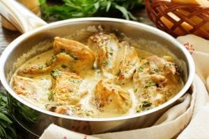 Chicken Tarragon Recipe