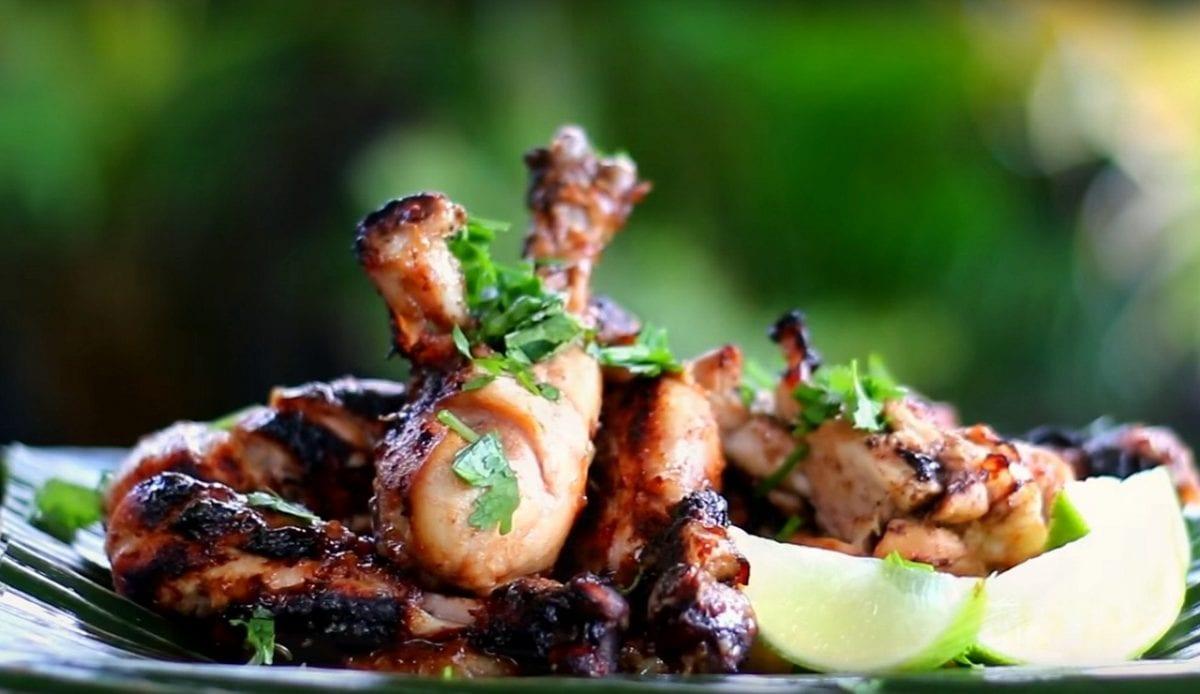 Chicken Tikka (Tandoori-Style Grilled Chicken) Recipe