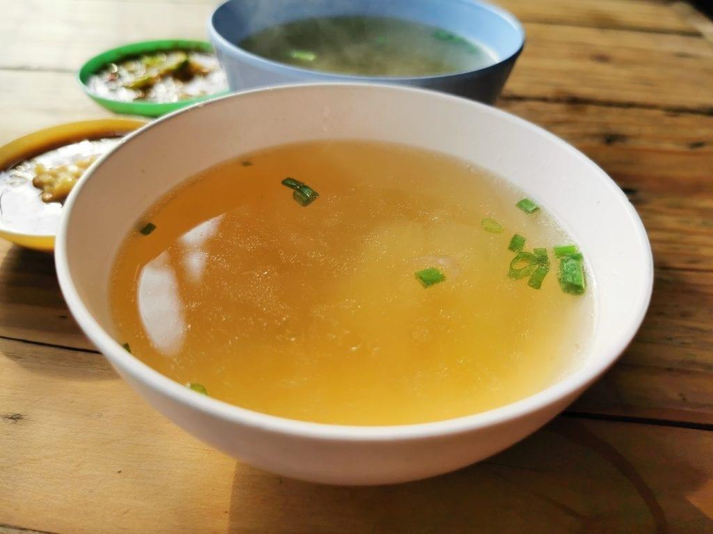 Chinese Onion Soup Recipe