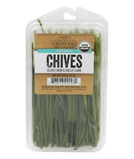 Organic Chives