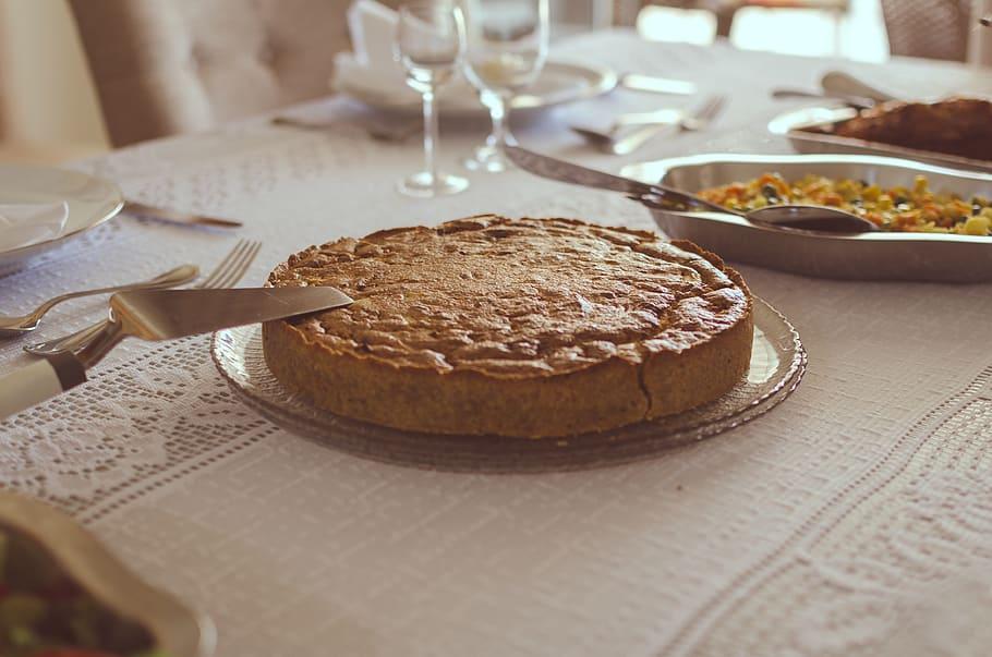 sweet chocolate almond pie chocolate pie