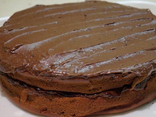 sweet angel food cake