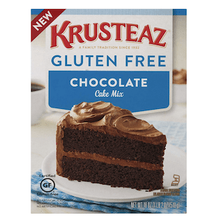 Krusteaz Gluten Free Chocolate Cake Mix
