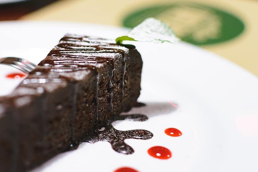 Chocolate Cake Delight Recipe