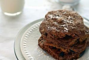 Chocolate Snickerdoodles Recipe