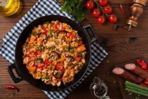 Chunky Jambalaya Recipe