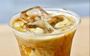 Cinnamon-Caramel Iced Coffee Recipe