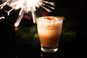 Cinnamon-Dusted Mocha Recipe
