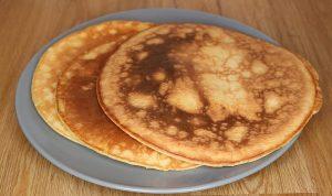 Cinnamon Honey Pancakes Recipe