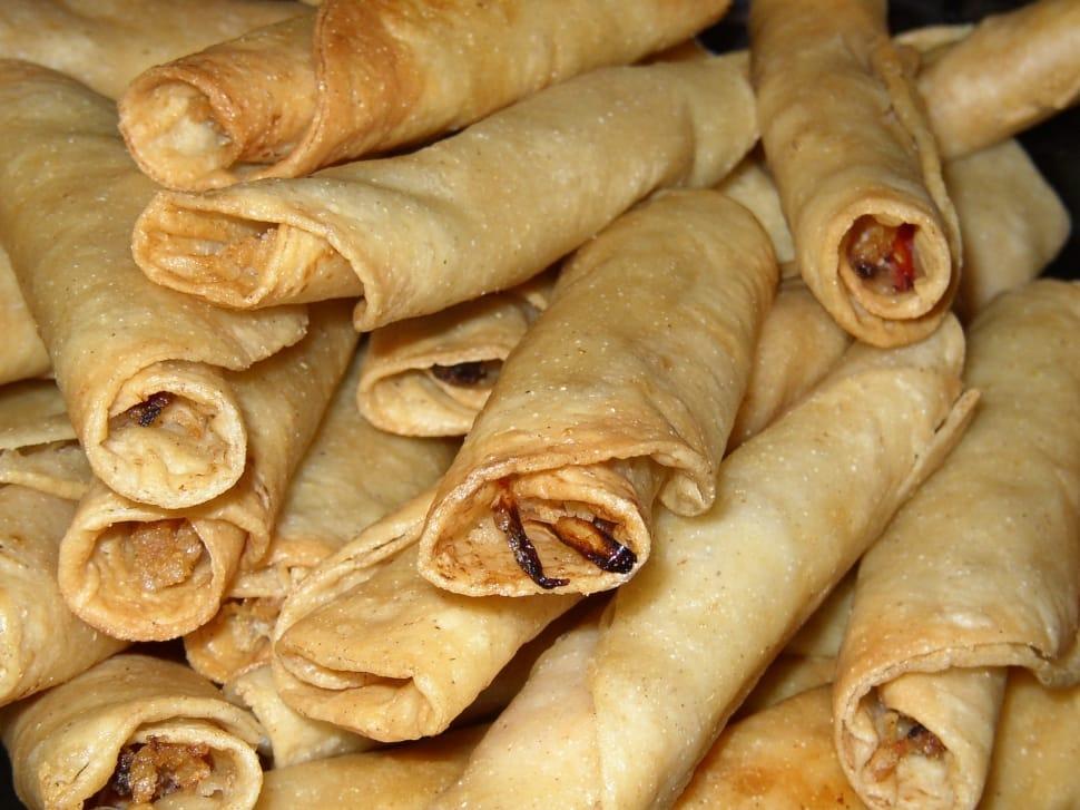 Cinnamon Tortilla Roll-up Recipe