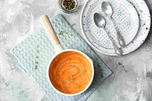 Citrus-Spiced Sweet Potato Mash Recipe