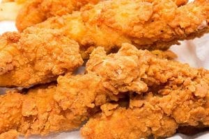 Classic Crunchy Fried Chicken Recipe