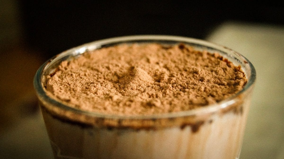 Cocoa Espresso Trainwreck Smoothie Recipe