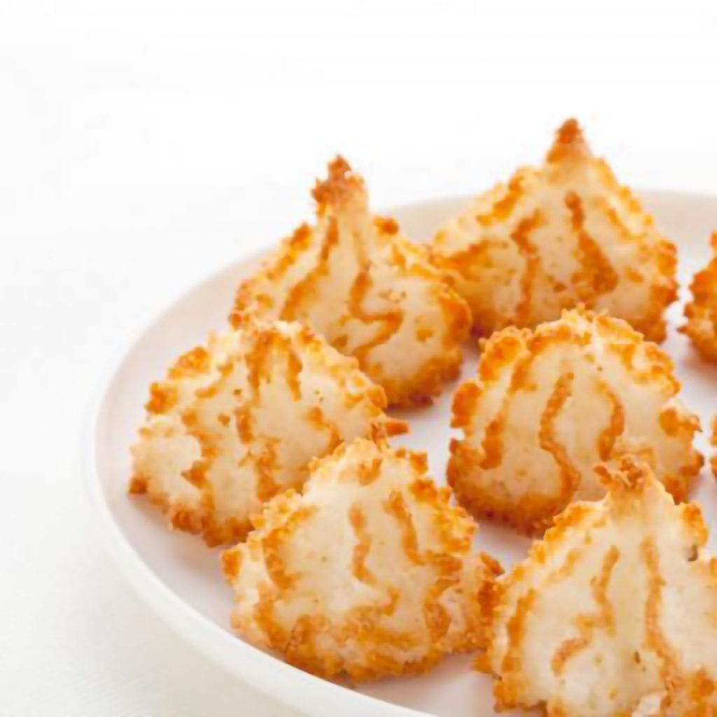 Coconut Almond Macaroons Recipe