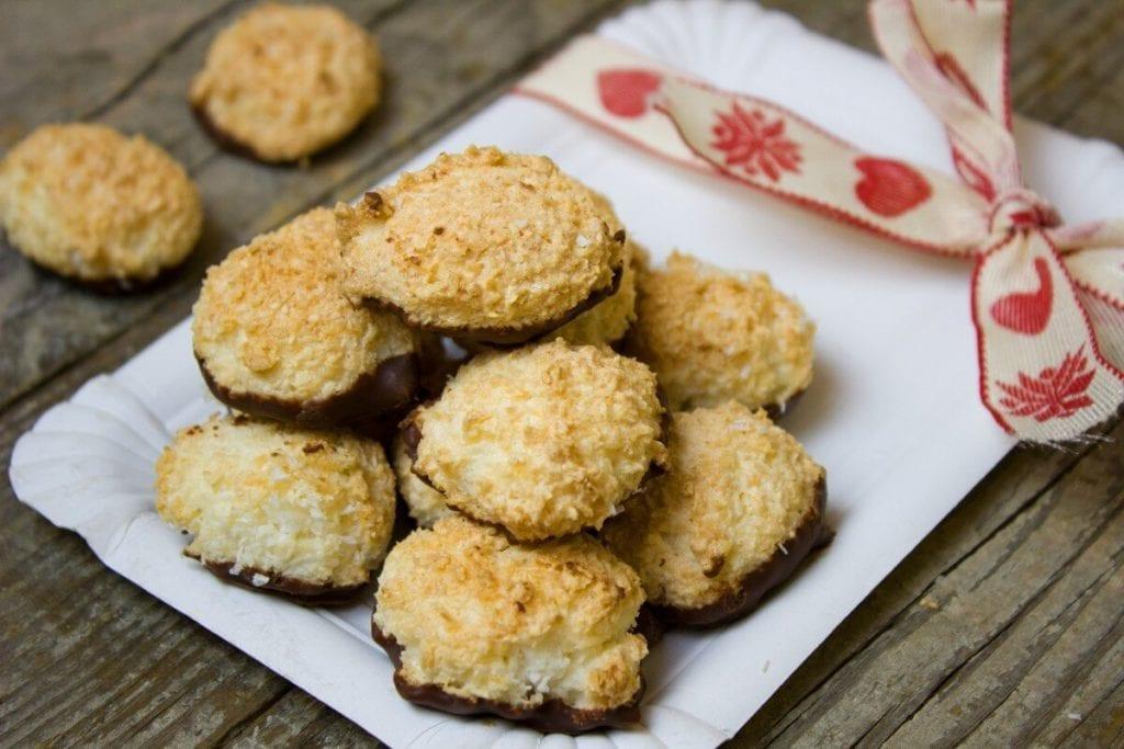 Coconut Macaroon Pudding Cake Recipe
