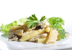 Cod Noodle Casserole Recipe