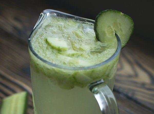 Cool Cucumber Martini Recipe