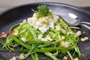 Cucumber Pasta Recipe