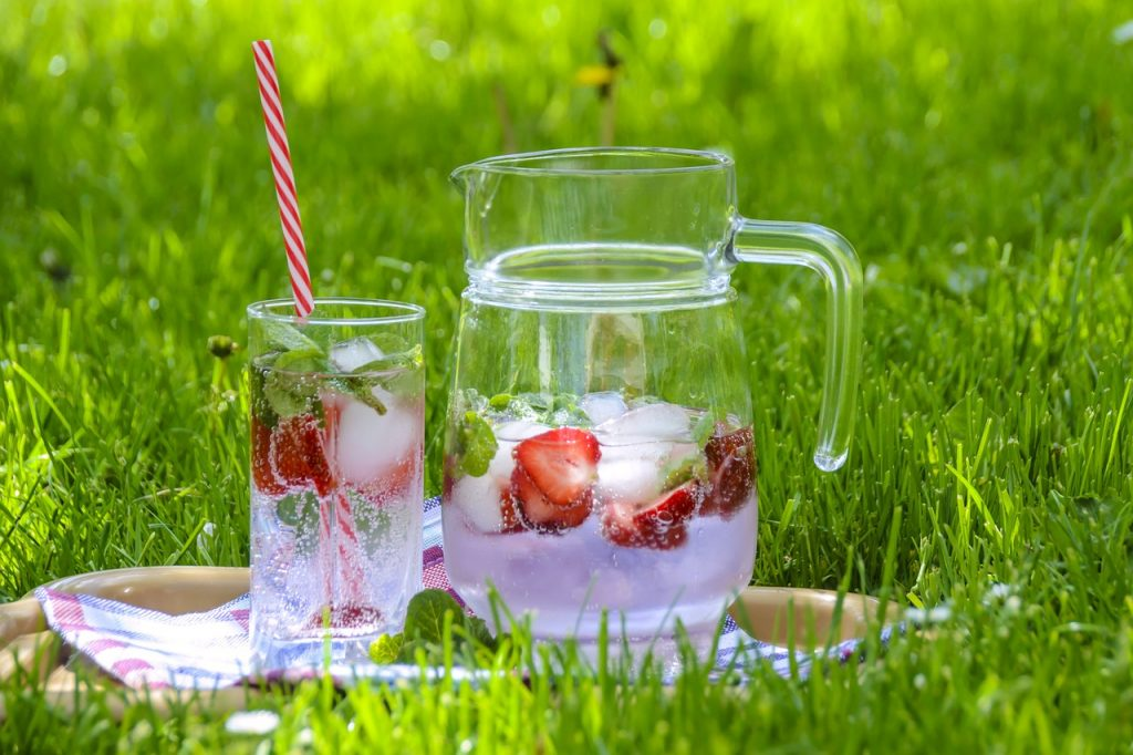 Cool Summer Drink Recipe