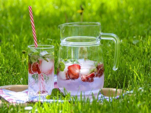 cool summer drink