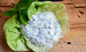 Copycat Amy's Cilantro Cream Sauce Recipe