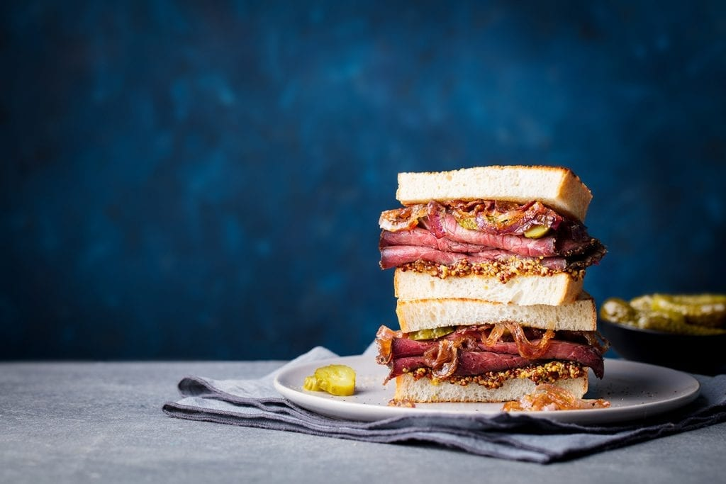Copycat Arby's Roast Beef Sandwiches with Sauce Recipe