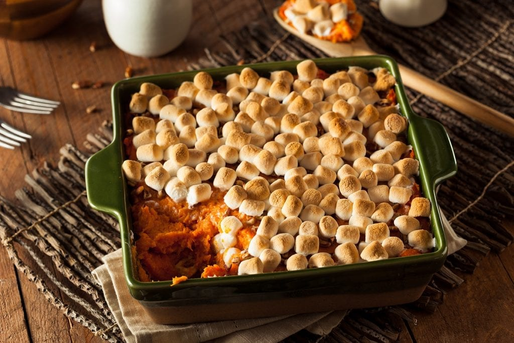 Copycat Boston Market's Sweet Potato Casserole Recipe