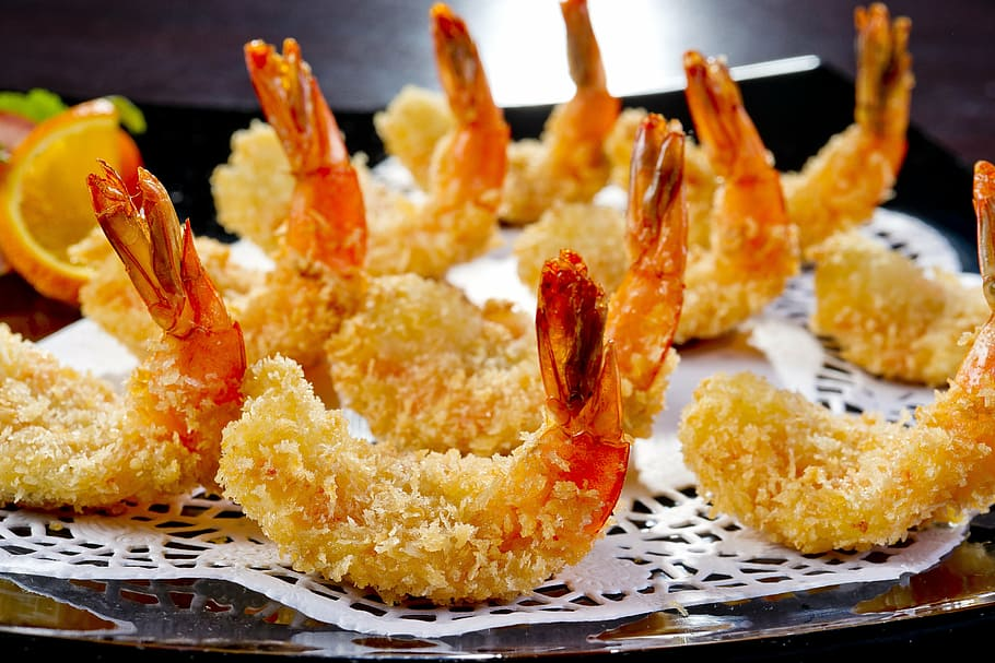 Copycat Bubba Gump's Mama Blue's Southern Charmed Fried Shrimp Recipe