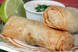 Copycat Cheesecake Factory Egg Rolls Recipe